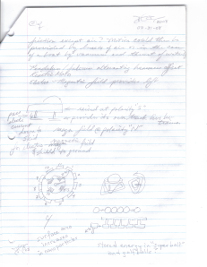 notes and drawings about alternative energy options - 2008 - cricketdiane