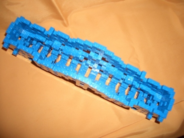cricketdiane - ocean baffle Lego design for electricity generating using ocean waves - early 2008 / 2007