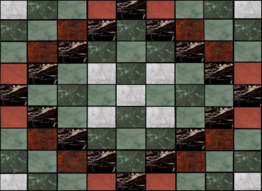 Cricketdiane 2006 Marble Flooring Design Letterhead Corner Digital