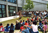 National Institute of Nuclear Physics - Open Day 2008 - http://www.lngs.infn.it/