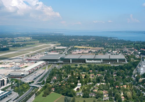 Exhbition of Inventions of Geneva