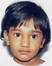 2-year-old Tangena Hussain, who's been missing since October (from Detroit,Michigan, USA)