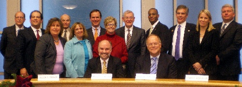 Lower Merion Commissioners 2010