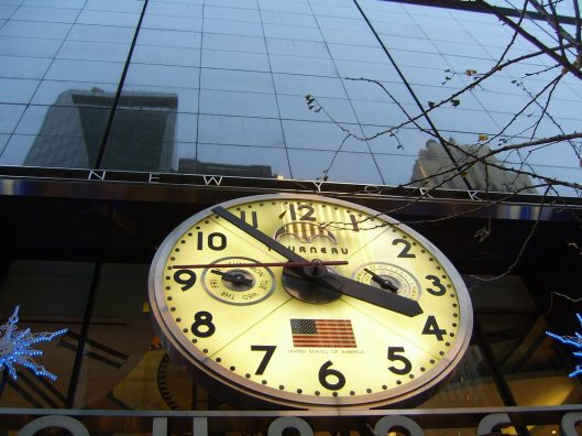 Le Tourneau Clockmaking New York City Walkabout CricketDiane Tour 2010