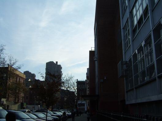 Cricketdiane First Day Walking Tour New York City - 2010 - Children's School in New York with windows