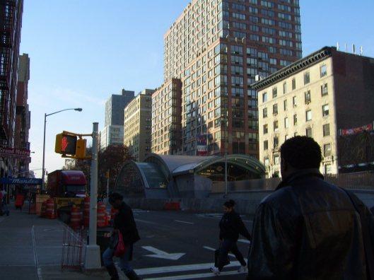 First Day Walking New York City cricketdiane - Otherworldly 96th Street Metro station