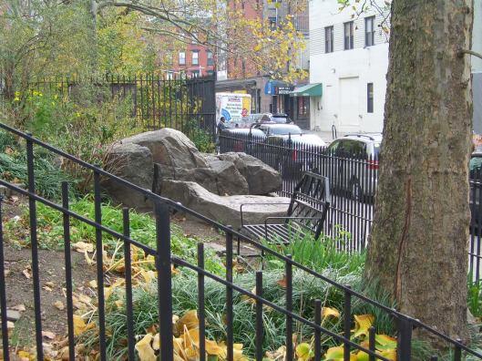 First Day Walking New York City cricketdiane - garden spaces