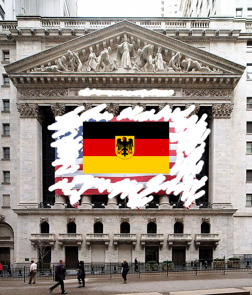 511px-NYC_NYSE - German Owners2 - flag and NYSE photos from wikipedia - morphed by cricketdiane 2011