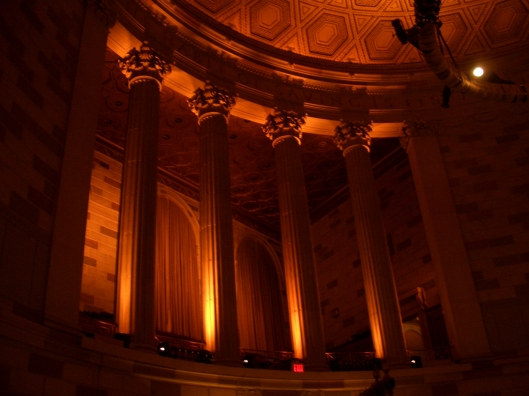 11-23-11 CricketDiane 1st exploration - day before Thanksgiving Day 3 in NYX 493 - Gotham Hall NYC