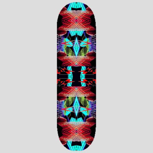 zz1 - 7 - cricketdiane - new design made from the other skateboard
