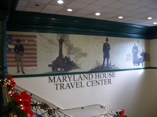 trip to nyc 1 cricketdiane Maryland House Travel Center and  Historic US Flag 277