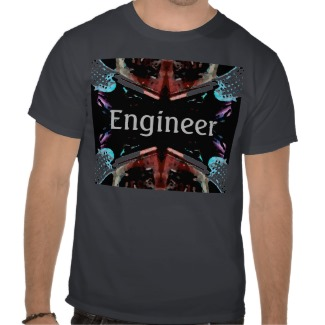 CricketDiane Geek and Nerd Shirts - Engineer Cool Nerd Tshirt by CricketDiane Dec. 26, 2012