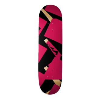 Extreme skateboard designer decks by CricketDiane