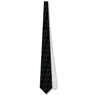 Cool Nerd City Tie 2013 by CricketDiane