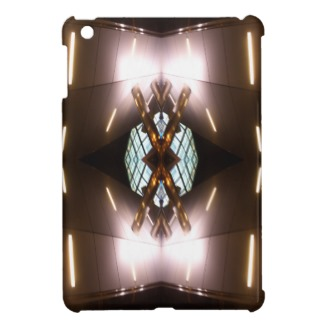 Metal Look Urban Glam mini ipad case CricketDiane urban futurism