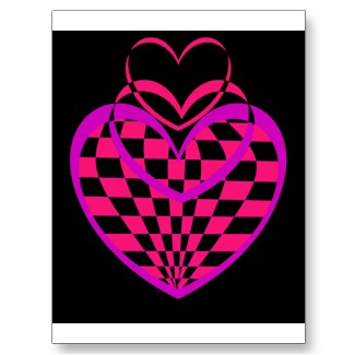 Unusual Hearts Gifts Valentines Day 2013 - CricketDiane Designs