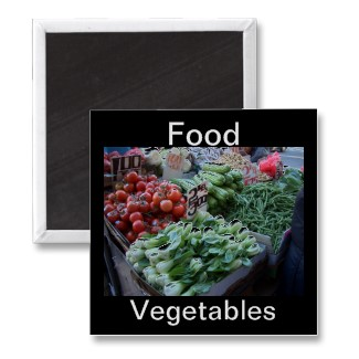 Foods Magnets to Remember to Eat - Visual Identifiers for Independent Living and to use as Adaptive Living Tools for People with Disabilities by CricketDiane 2013