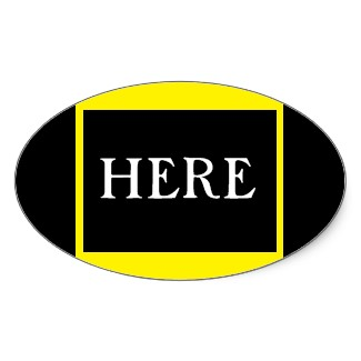 Here stickers at Adaptive Living Tools store on Zazzle - a CricketDiane Design Store