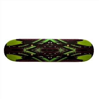 Extreme Designs Skateboards CricketDiane 2012