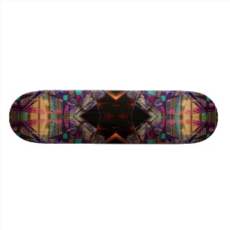 Extreme Designs Skateboard by CricketDiane 2012