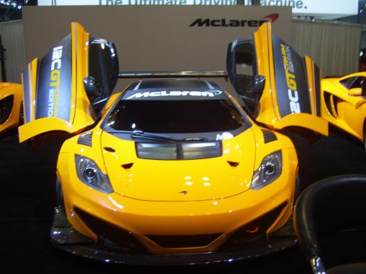 Mclaren NYC Intnl Auto Show 2013 CricketDiane