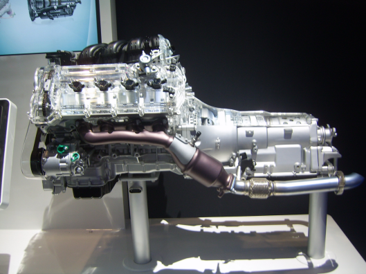 Niftiest Engine at the New York Intnl Auto Show 2013 CricketDiane