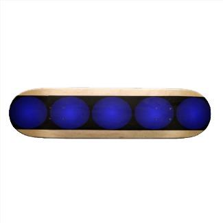 Blue Ball Illusion 10 Skateboard CricketDiane 2013