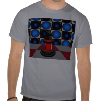 chess_red_knight_chessboard_nerd_geek_tshirt