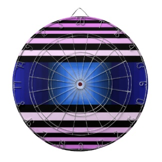 Illusion Dartboard Science Geek Toys 6 by CricketDiane Art and Design 2013