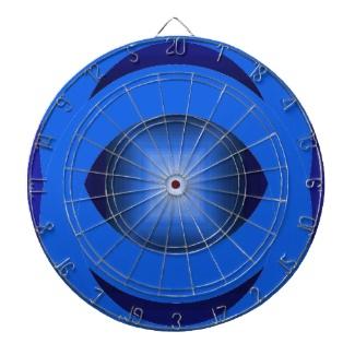 Illusion Dartboard Science Geek Toys 8 by CricketDiane 2013