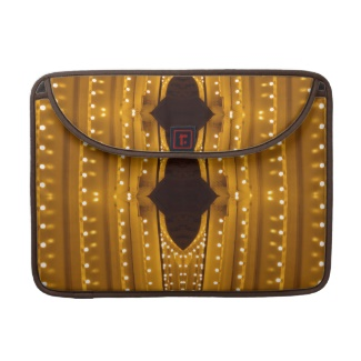 Theater Marquise Laptop Case by CricketDiane with LIghts and Sparkle
