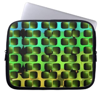 Spectrum 5 Laptop Case Laptop Sleeve by CricketDiane