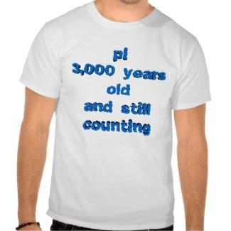 pi stem math nerd tshirts by CricketDiane