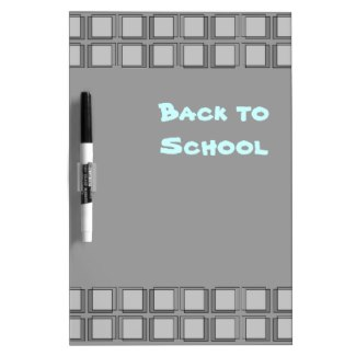 Back to School Noteboard Teachers Students Classes by CricketDiane