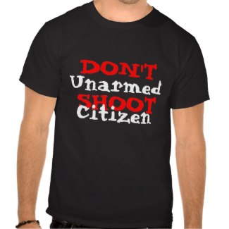 Protest Activist Political Don't Shoot Citizens by CricketDiane