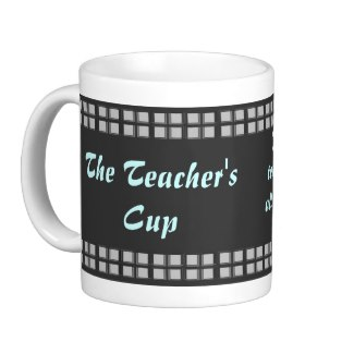 Quote Mug Teachers Gift Teaching Back to School by CricketDiane