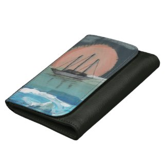 Sailing Sailboat Nautical Ocean Wallet Gift by CricketDiane