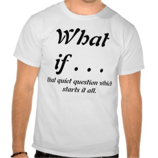 Tshirt Inventor Nerd Smart School STEM What if by CricketDiane